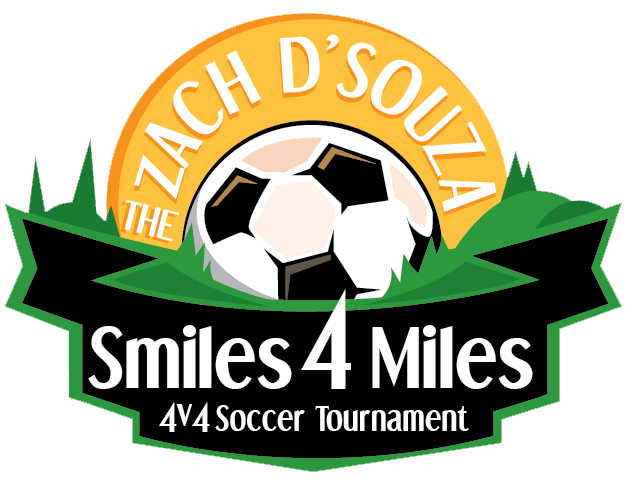 The Zach D'Souza | Smiles 4 Miles 4v4 Soccer